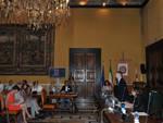 Doria presenta la Città metropolitana agli studiosi francesi
