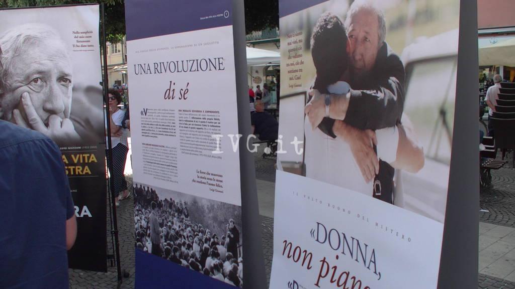 Evento Don Giussani Pietra