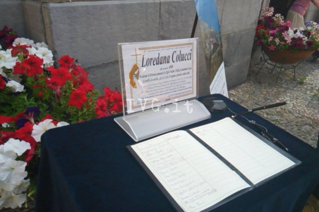funerale loredana colucci