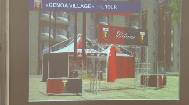 genoa village in tour