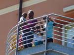 Genova,  i profughi arrivano nella struttura di Quarto