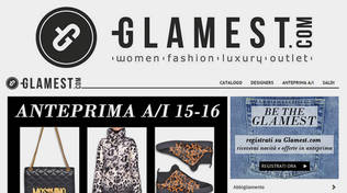 Glamest Luxury Outlet Online Donna