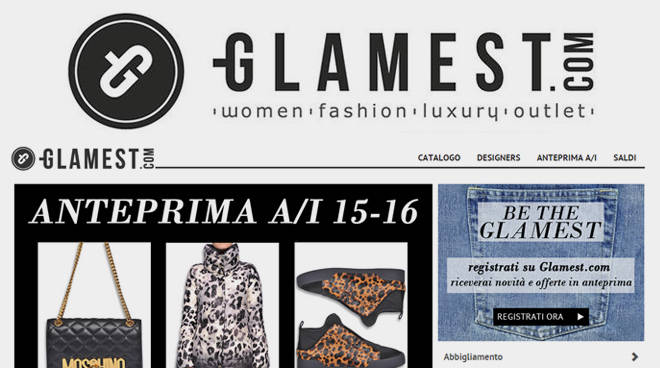 Glamest Luxury Outlet Online Donna