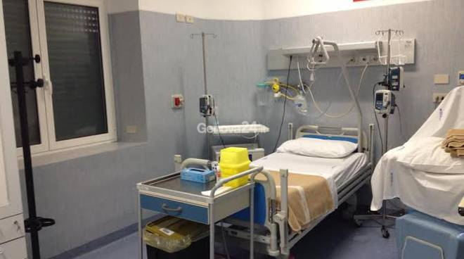 Il reparto ematologia e trapianti midollo del San Martino