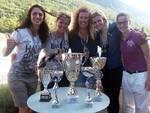 Le ragazze del Footgolf Liguria