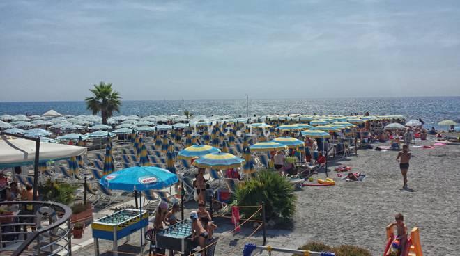 Loano, tutti i servizi delle spiagge libere
