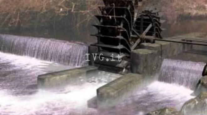 mini centrale idroelettrica