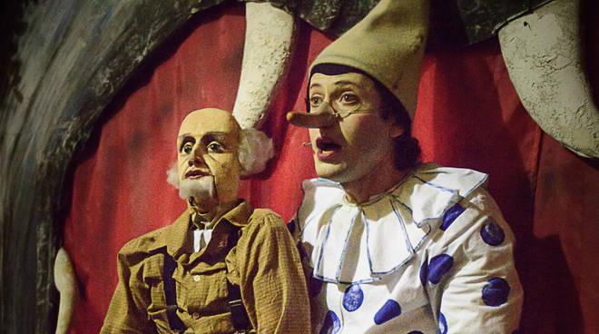pinocchio circus