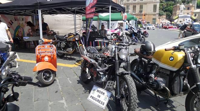 Prima fiera di auto e moto storiche del Tigullio (Tam)