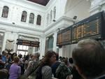 Sciopero treni 16 giugno