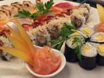 sushi sashimi cucina giapponese