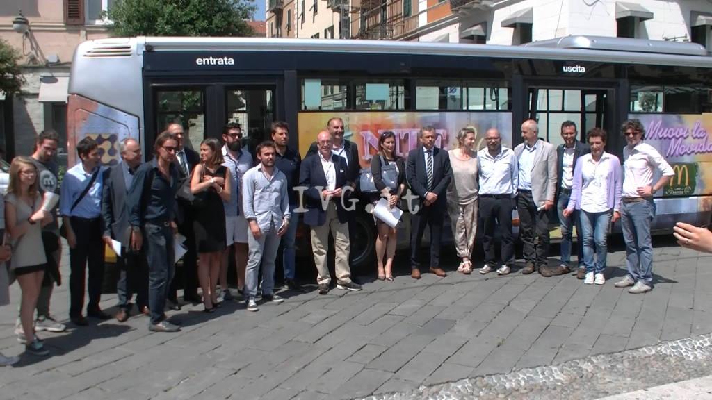 tonite bus