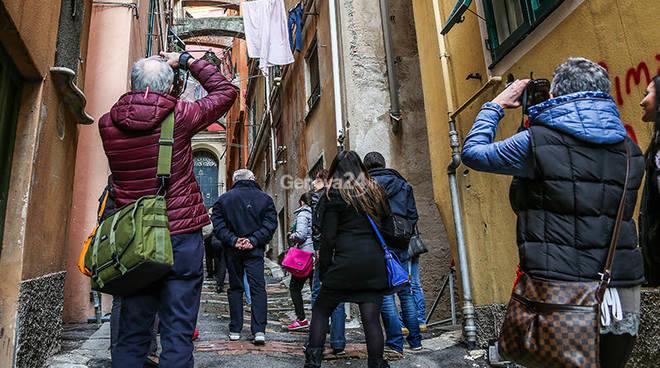 Tour nei vicoli di Genova