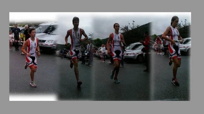 Triathlon Savona giovani