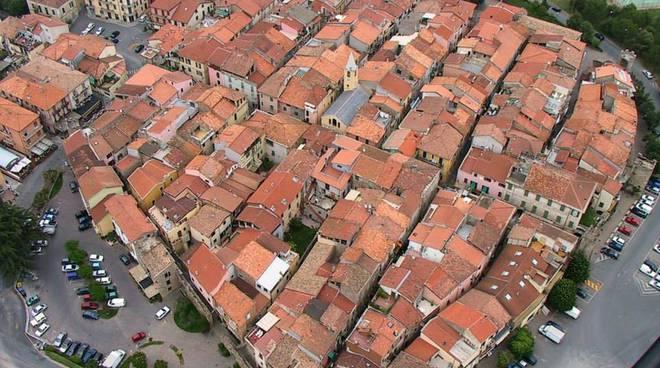Villanova d'Albenga veduta