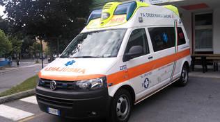 ambulanza Croce Bianca Carcare
