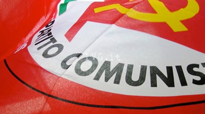 bandiera rifondazione comunista