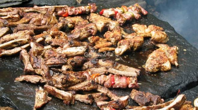 Carne in s'a ciappa