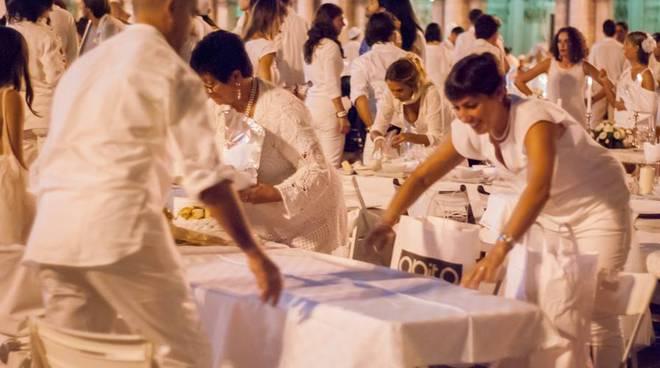cena in bianco genova