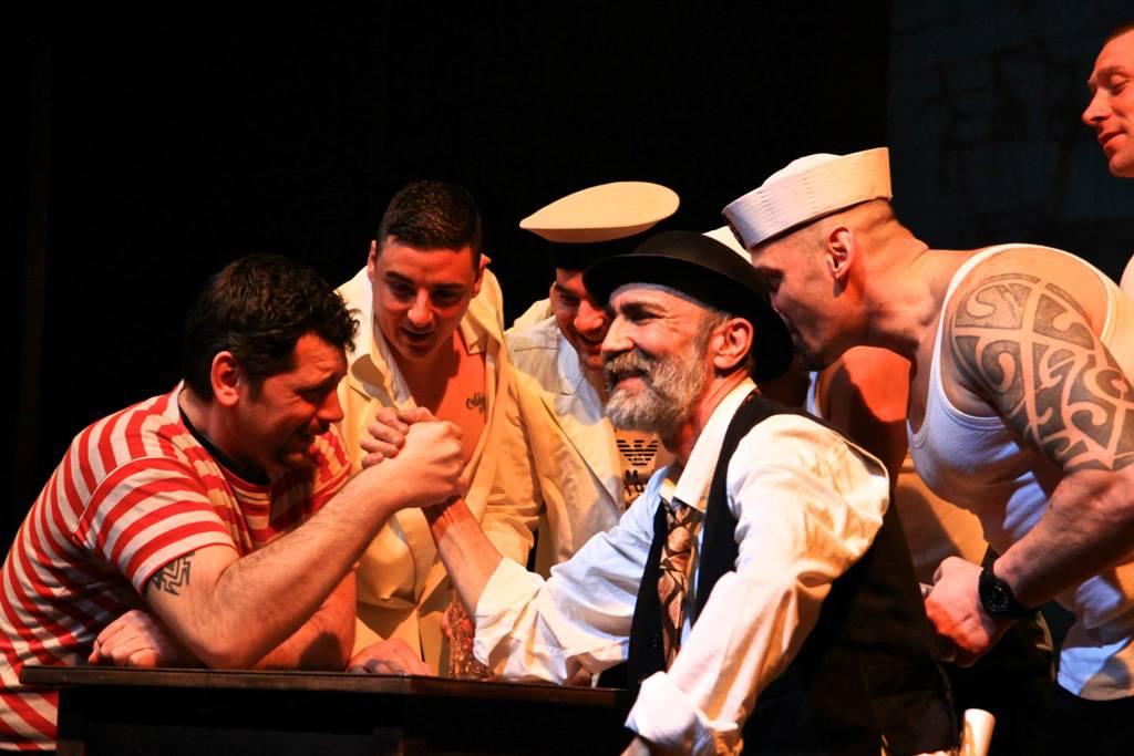 compagnia teatrale carcerati marassi