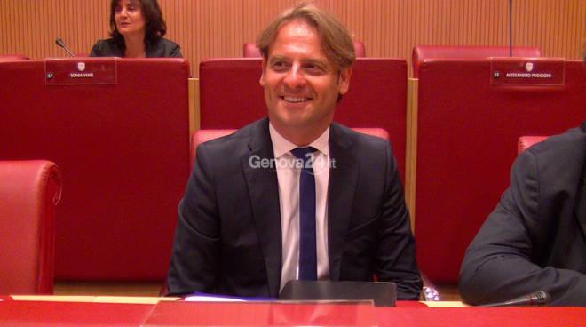 Marco Scajola Consiglio regionale