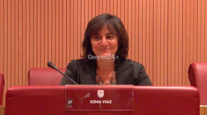 Sonia Viale Consiglio regionale