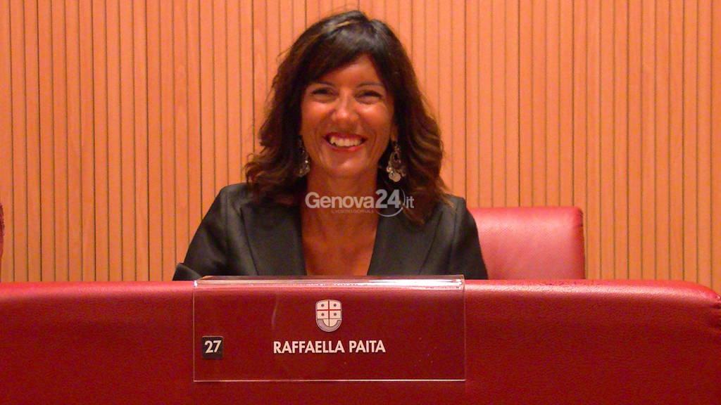 Raffaella Paita Consiglio regionale