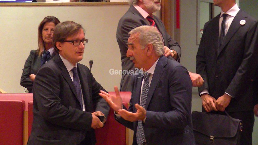 Luigi De Vincenzi e Giovanni Lunardon