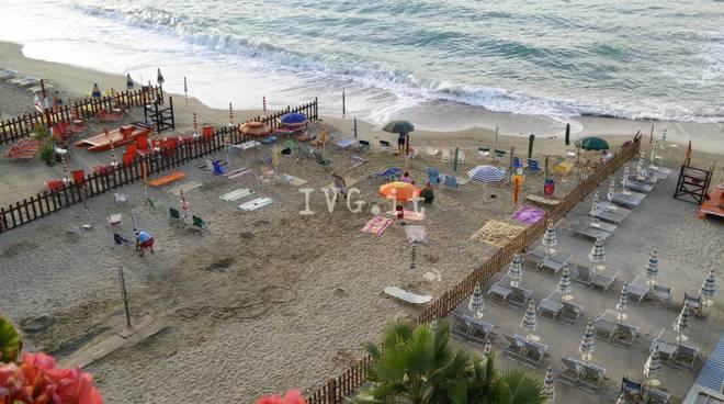 Pietra Ligure Spiaggia Libera