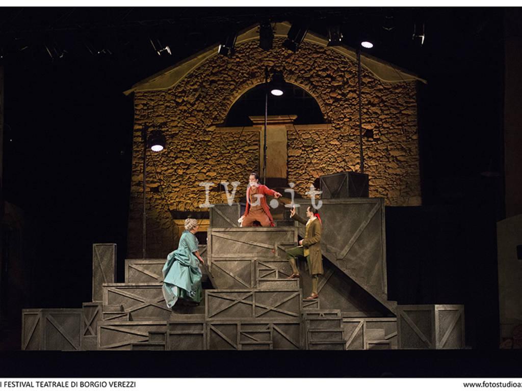 Festival Teatrale Borgio Verezzi