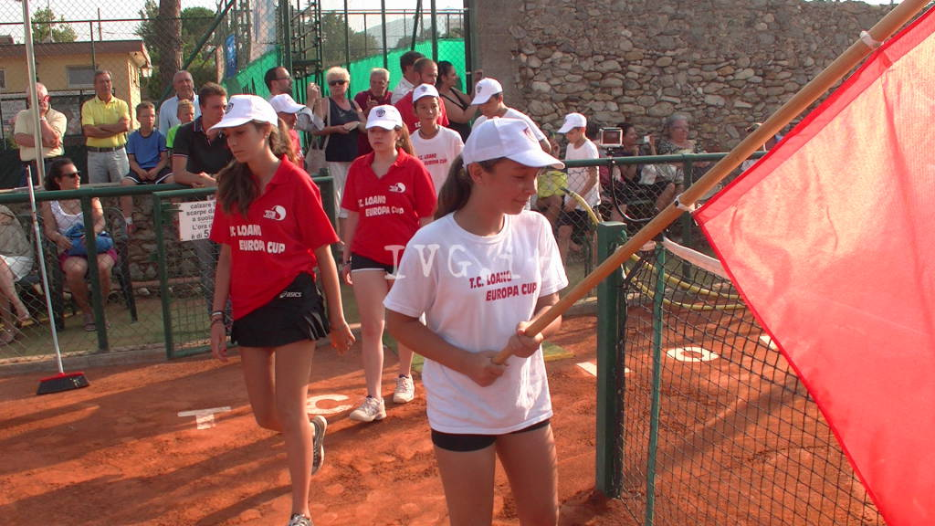 europa tennis cup Loano 2015