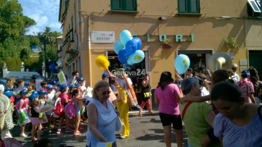 Il Carnevale estivo a Sestri Ponente