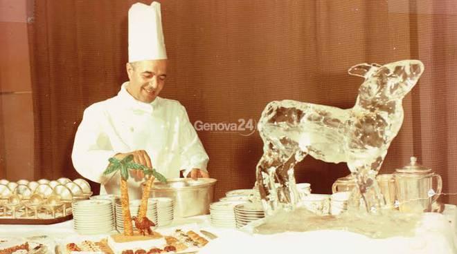 Il cuoco Angelo Gasparini