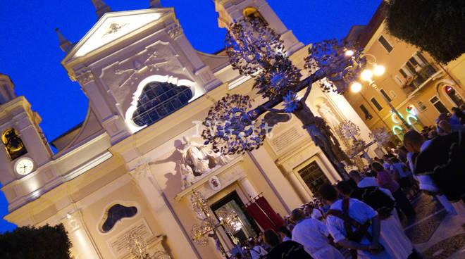 La messa di San Nicolò officiata dal Camerlengo