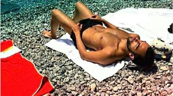 Marco Mengoni a Zoagli