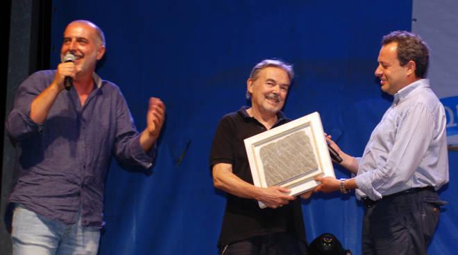 """Mauro Pagani: Laigueglia, Il Premio """"Questi Passi"""" A Mauro Pagani"""