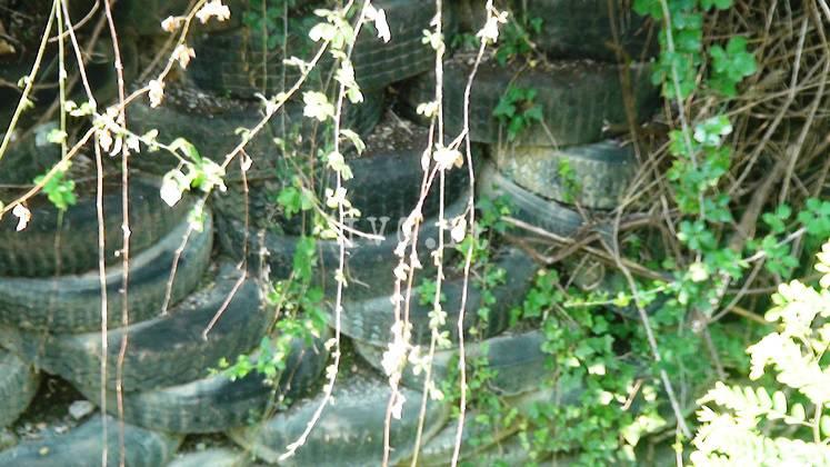 muraglia gomme Leca d'Albenga
