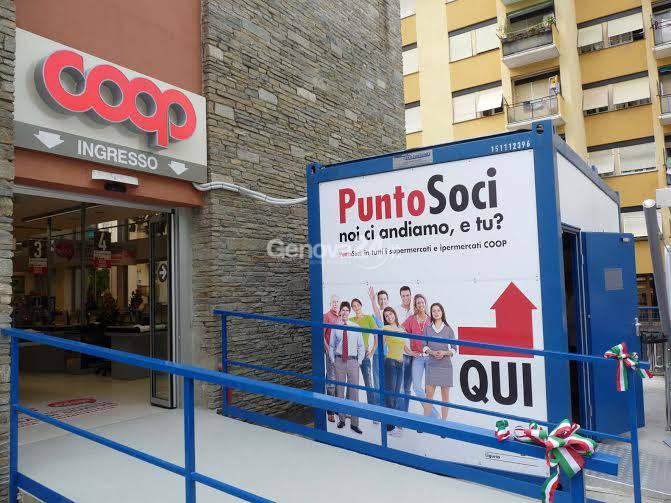 Nuova Coop a Rapallo