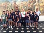 Premiati gli atleti di Albenga Volley e Adso