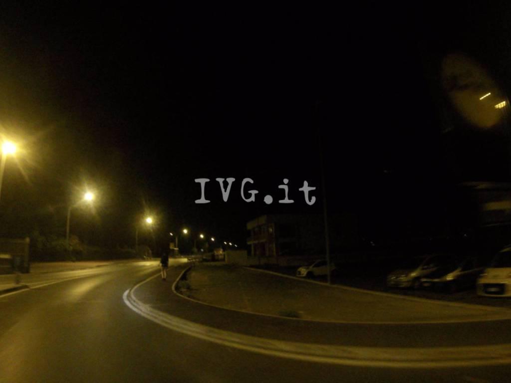 Prostituzione stradale aurelia