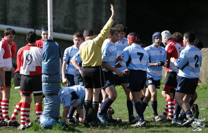 rugby recco under