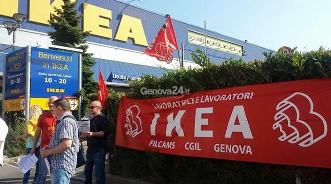 Ikea ancora sciopero nuove proteste nei prossimi giorni for Nuove case con seminterrato di sciopero