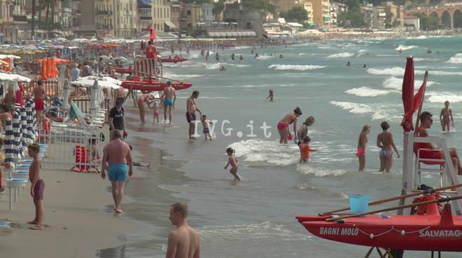 Spiaggia Alassio