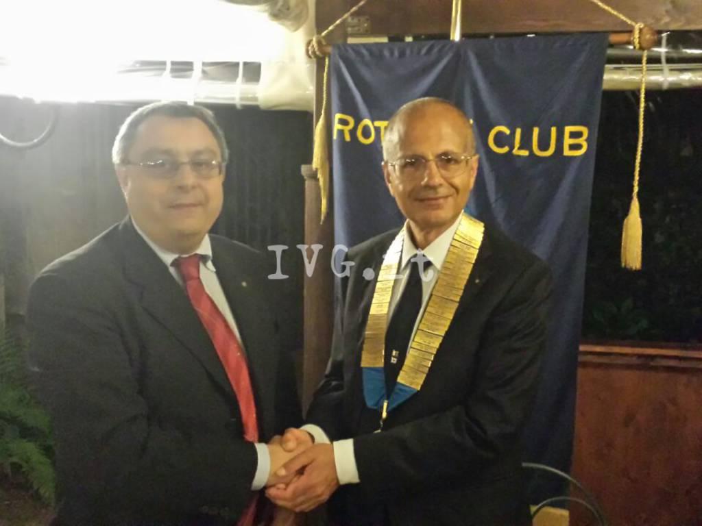 Armando Bovero e Angelo Schirru Rotary Club