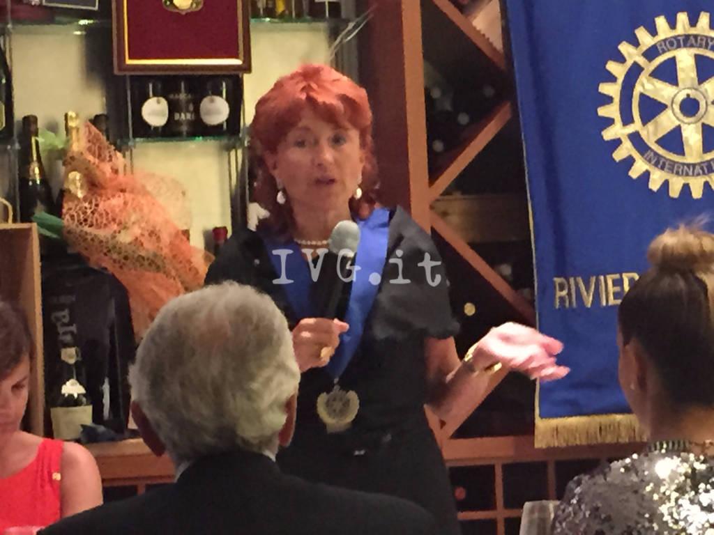 Rotary Varazze Gianfranca Tempestini