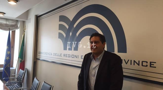 Conferenza delle Regioni, Toti nominato vicepresidente