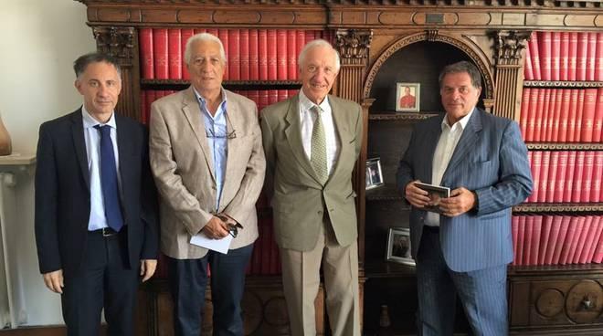 Vincenzo Lorenzelli e Paolo Pietralia