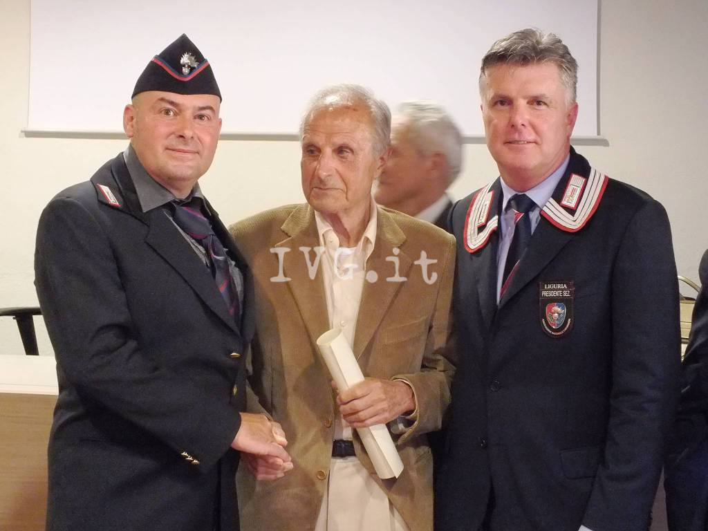 Al generale Giuseppe Richero la cittadinanza onoraria di Balestrino