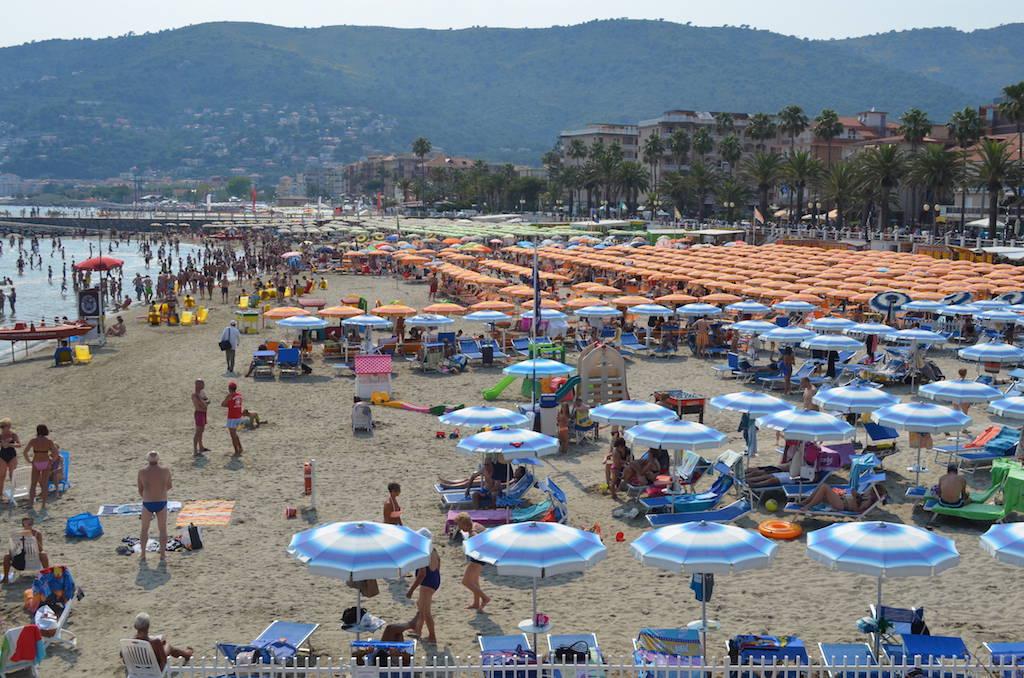 andora spiaggia