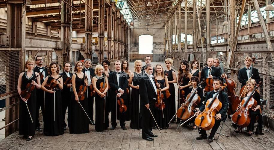 Ashot Tigranyan e la Classical Concert Chamber Orchestra